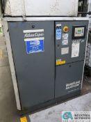 30 HP ATLAS COPCO MODEL GA22+FF AIR COMPRESSOR; S/N API301900 (NEW 2007)