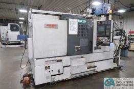 MORI SEIKI MODEL NL2500SY/700 CNC TURNING CENTER; S/N NL251HB3929 (NEW 3-2008), MSX-850-III CONTROL,