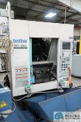 **BROTHER MODEL TC-R2A DUAL PALLET CNC DRILLING AND TAPPING CENTER; S/N 112113 (9/2007), 14-POS.