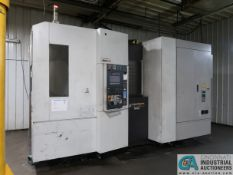 MORI SEIKI MODEL NH5000/40CG HORIZONTAL MACHINING CENTER; S/N NH502GC0290 (NEW 3-2007), MSC-701-