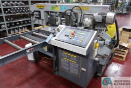 """**12"""" X 18"""" HYD-MECH MODEL S20A AUTO HORIZONTAL BAND SAW; S/N 8B0812375, AUTO FEED AND AUTO"""