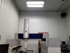 **Zeiss CenterMax CMM – NO PROBE HEAD, New 2002 See calibration sheet**COLUMBIA CITY, IN LOCATION**