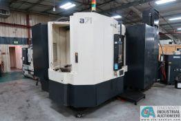 "**MAKINO MODEL A71 CNC HORIZONTAL MACHINING CENTER; S/N 342, PROFESSIONAL 5 CONTROL, 19"" X 19"""