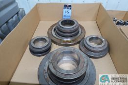 MISCELLANEOUS LARGE SIZE RING GAGES
