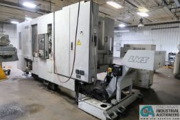 """MORI SEIKi MODEL NH-5000/40 CNC HORIZONTAL MACHINING CENTER; S/N NH501CC0297, MSG-501 CONTROL, 20"""" X"""