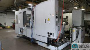 MORI SEIKI MODEL NH-5000/40 CNC HORIZONTAL MACHINING CENTER; S/N NH501EC0815 (NEW 3-2005), MSG-801