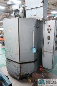**BETTER ENGINEERING MODEL M-300ZX ROTARY PARTS WASHER; S/N 12217, WITH AIRFLOW SYSTEMS,