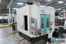 **BROTHER MODEL TC-32BN-QT CNC DRILLING AND TAPPING CENTER; S/N 121989 (2/2014), 40-POS, ATC, 30