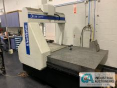 "SHEFFIELD MODEL ENDEAVOR 9.12.7 COORDINATE MEASURING MACHINE; S/N R-0333-0504 TRAVEL: 36"" X, 48"""