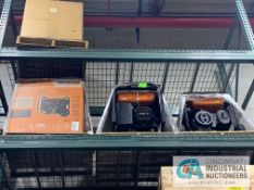 **ONLY ONE OF THREE PICTURED** 8,000 WATT GENERAC MODEL G0076861 PORTABLE GENERATORS