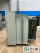 750 KVA SUNBELT 3-PHASE TRANSFORMER ; S/N 4875243806 **RIGGING FEE DUE TO SHOEMAKER $250.00**