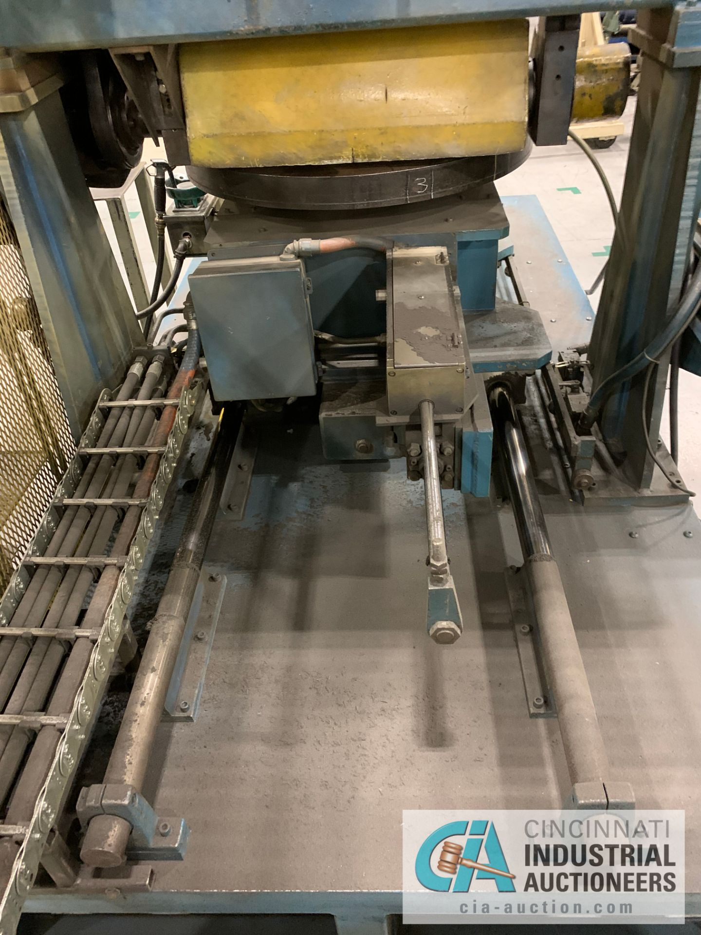 **MANUAL GROOVER (DELAYED REMOVAL: 10/1/2020) **RIGGING FEE DUE TO SHOEMAKER $600.00** - Image 5 of 6
