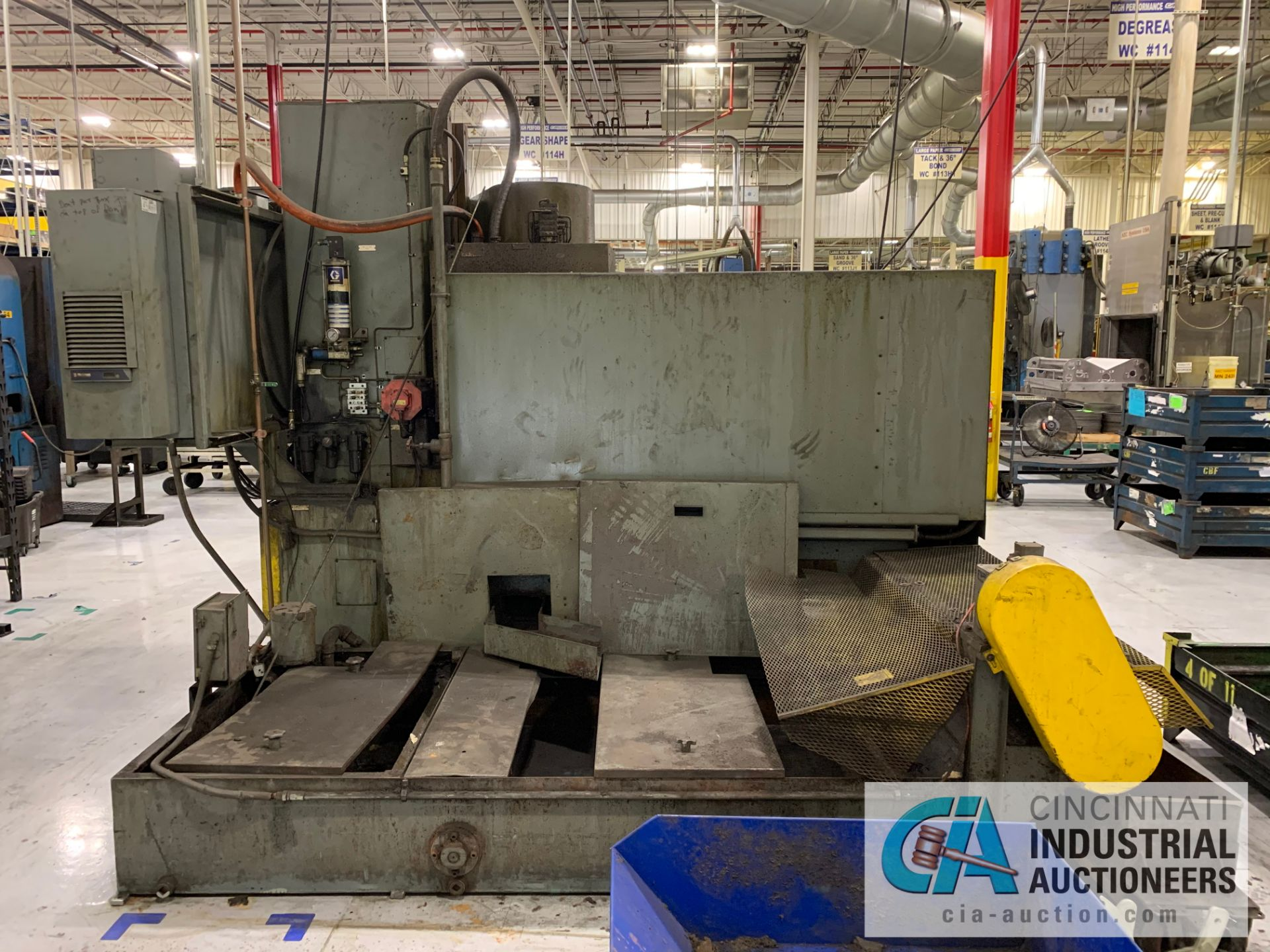 "Lot 17 - 36"" BLANCHARD MODEL 20A-36 CNC ROTARY SURFACE GRINDER; S/N BL36557137-76469-12, **"