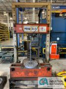 80/100 TON SPX H-FRAME HYDRAULIC PRESS WITH SPX MODEL PQ120 POWER UNIT **RIGGING FEE DUE TO
