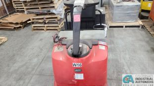 RAYMOND MODEL 8510 ELECTRIC PALLET TRUCK; S/N 851-15-11752, W/ BATTERY, HOURS N/A (NEW 2015) (2570