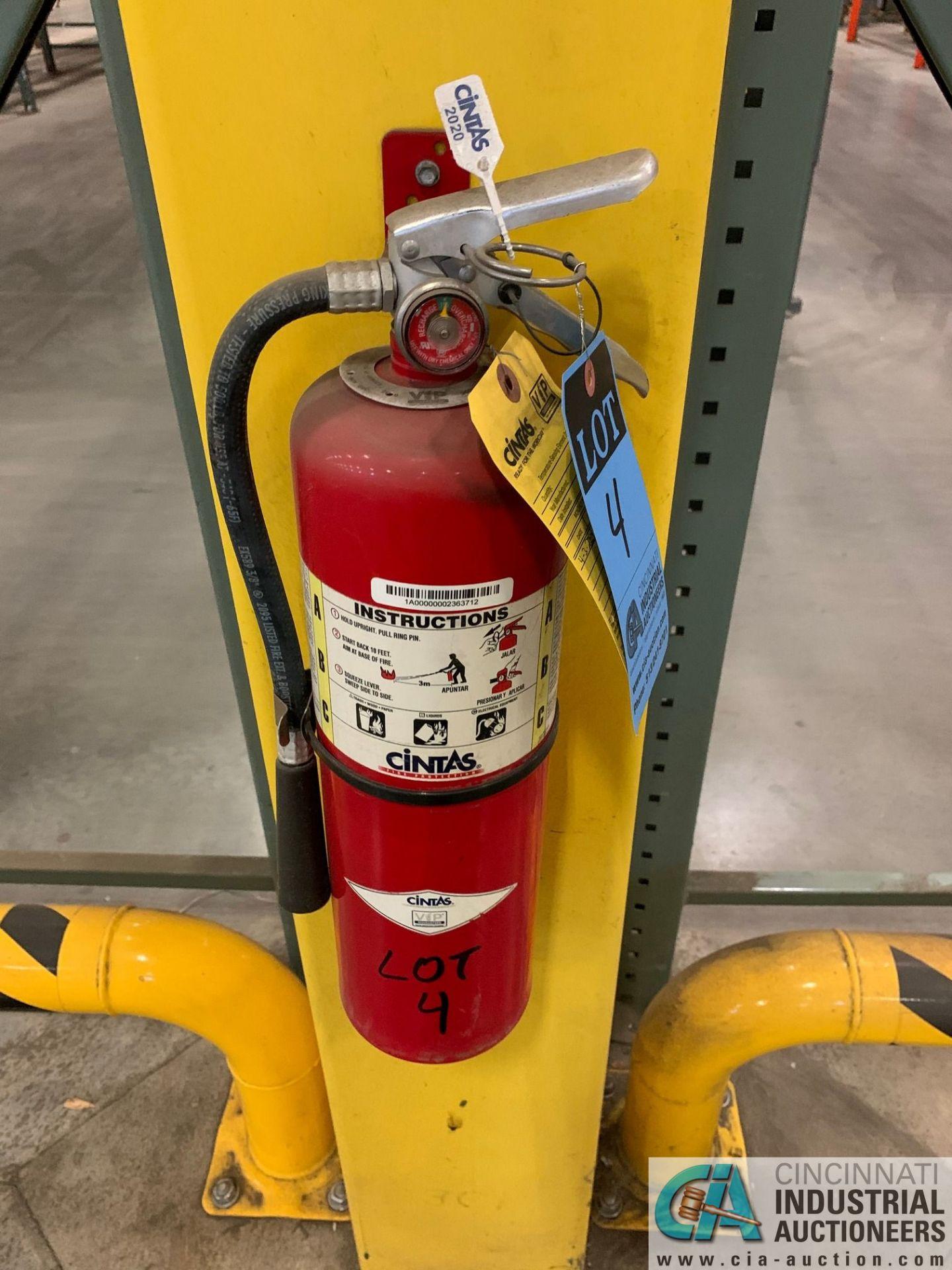 APPROX. (50) FIRE EXTINGUISHER (5400 OAKLEY INDUSTRIAL BLVD., FAIRBURN, GA 30213)
