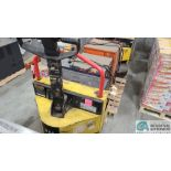 PRIME MODEL HMX65 ELECTRIC PALLET TRUCK; S/N HMX6532302002, W/ BATTERY, 4820 HOURS (2570 ORCHARD
