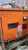 24-VOLT GNB MODEL GTC12-450T1 BATTERY CHARGER; S/N 88C1630 (2570 ORCHARD GATEWAY BLVD., AURORA, IL