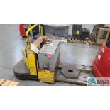 PRIME MODEL HMX65 ELECTRIC PALLET TRUCK; S/N HMX6536194001, W/ BATTERY, 4917 HOURS (2570 ORCHARD