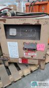 24-VOLT HERTNER MODEL 35D12-500 BATTERY CHARGER; S/N N/A (2570 ORCHARD GATEWAY BLVD., AURORA, IL