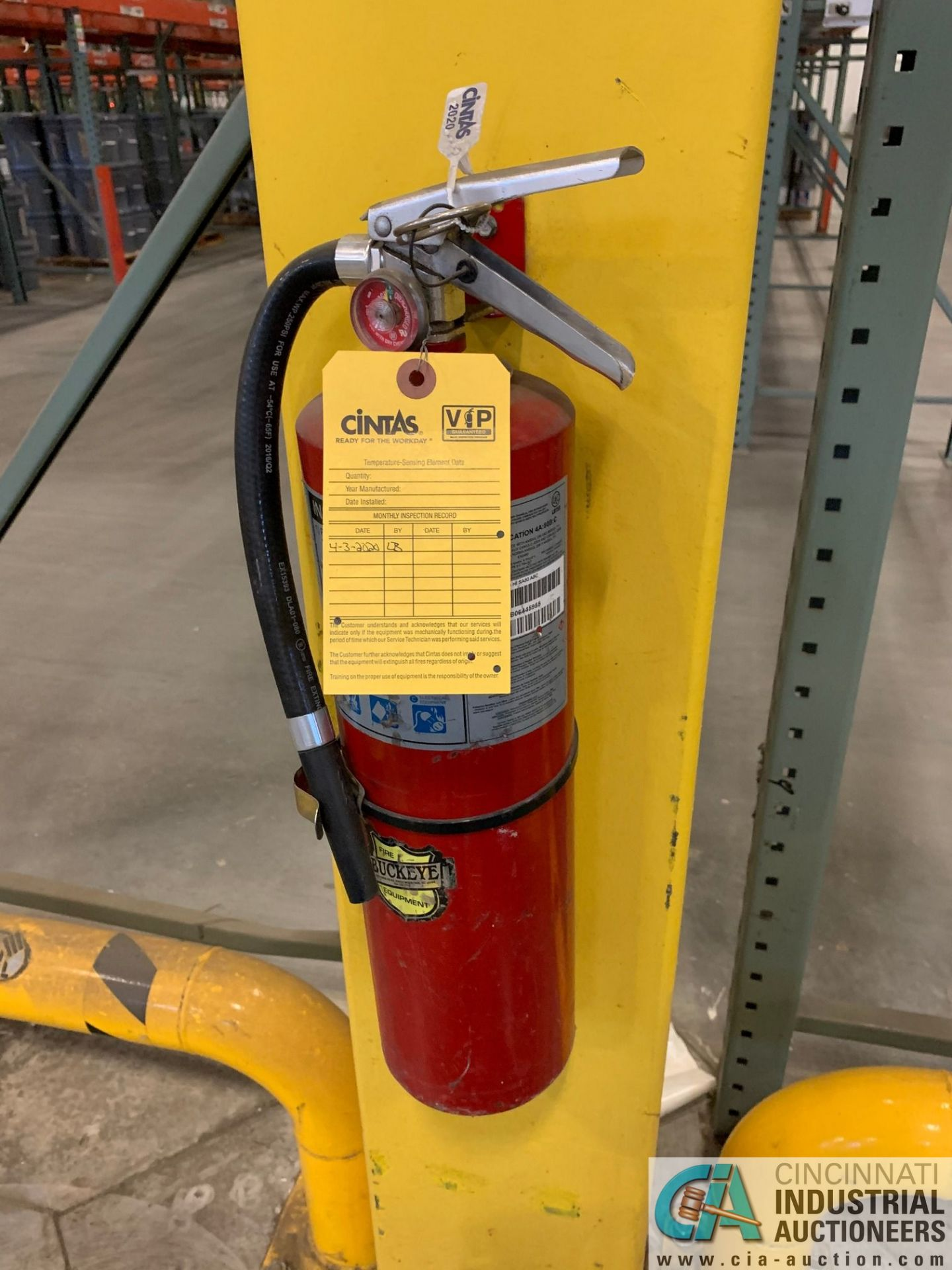 APPROX. (50) FIRE EXTINGUISHER (5400 OAKLEY INDUSTRIAL BLVD., FAIRBURN, GA 30213) - Image 2 of 5
