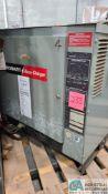 24-VOLT HOBART MODEL 725C3-2 BATTERY CHARGER; S/N 286C525517 (2570 ORCHARD GATEWAY BLVD., AURORA, IL