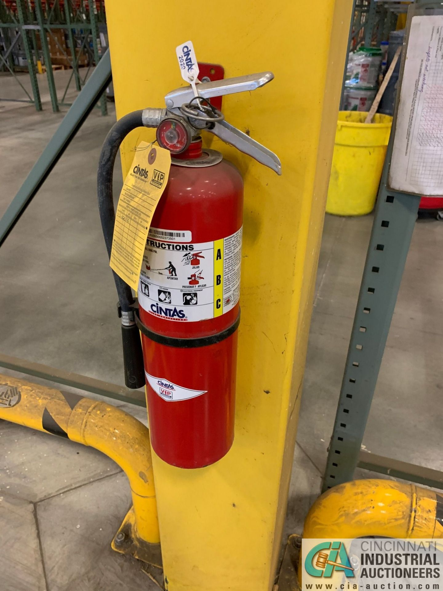 APPROX. (50) FIRE EXTINGUISHER (5400 OAKLEY INDUSTRIAL BLVD., FAIRBURN, GA 30213) - Image 3 of 5