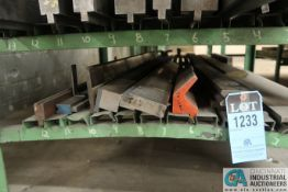 """PRESS BRAKE DIES AND PUNCHES, 24"""" X 72"""""""