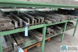 """PRESS BRAKE DIES AND PUNCHES, 1"""" - 42"""""""