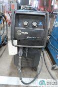 350 AMP MILLER MILLERMATIC 350P WELDER; S/N MC082087N