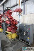 COMAU ROBOTICS MODEL SMART NH1-100-3.2P PRESS BOOSTER ROBOT; S/N 1192 WITH CONTROL (2005)