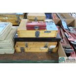 (LOT) MISC. PIN GAGE SETS .011 TO .500