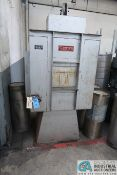 SENTRY SIZE C MODEL AY-480 FURNACE; S/N B25091, SIZE 6, 2,500 DEGREE FAHRENHEIT, 39 KW