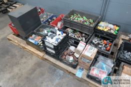 SKIDS PLUGS, FUSES, HARDWARE, PIPE CONNECTORS
