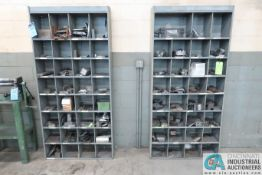 (LOT) (2) SHELVES WITH MISCELLANEOUS TOOLING