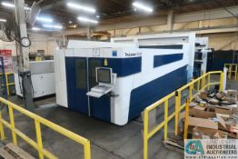 ***OVERALL: TRUMPF FIBER OPTIC LASER SYSTEM W/ SHEET LOADER - LOTS 1248 & 1249***