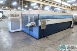 4,000 WATT TRUMPF MODEL TRULASER 3040 CNC CO2 LASER; S/N A1240A0134, TRUMPF MODEL TLF4000 RESONATOR,