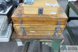 .061 - .750 PIN GAGE SET