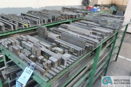 """PRESS BRAKE DIES AND PUNCHES, 1/2"""" - 28"""""""