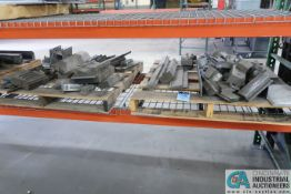 SKIDS MISC. PRESS BRAKE DIES, PUNCHES & TOOLING
