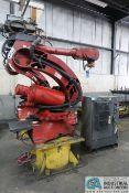 COMAU ROBOTICS MODEL SMART NH1-100-3.2P PRESS BOOSTER ROBOT; S/N 1194 WITH CONTROL (2005)