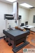 "MITUTOYO MODEL BH706 CMM; S/N 9000788, 48"" X 48"" X 9"" GRANITE TABLE, RENISHAW MIP TOUCH PROBE,"