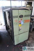 30 HP SULLAIR MODEL 3709A AIR COMPRESSOR; S/N 200608080020
