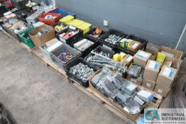 SKIDS ELECTRICAL HARDWARE, CONTACTS, PLUGS