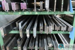 """PRESS BRAKE DIES AND PUNCHES, 1"""" - 72"""""""