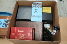 (LOT) MISC. INSPECTION GAGES