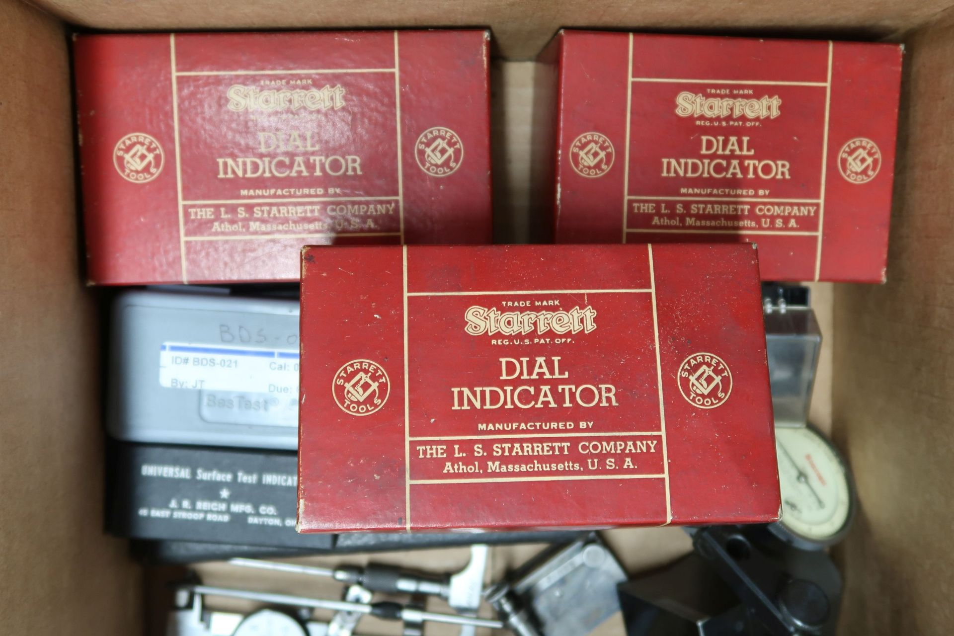 (LOT) MISC. INSPECTION GAGES - Image 5 of 5