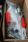 (LOT) DE-STA-CO TOGGLE CLAMPS