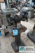 """6"""" DELTA STYLE 705-2222 DOUBLE END STAND MOUNTED GRINDER"""