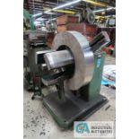 2,500 LB. CAPACITY AMERICAN STEEL LINE MODEL 2500 AUTO CENTERING REEL; S/N N/A, MACHINE #106-3
